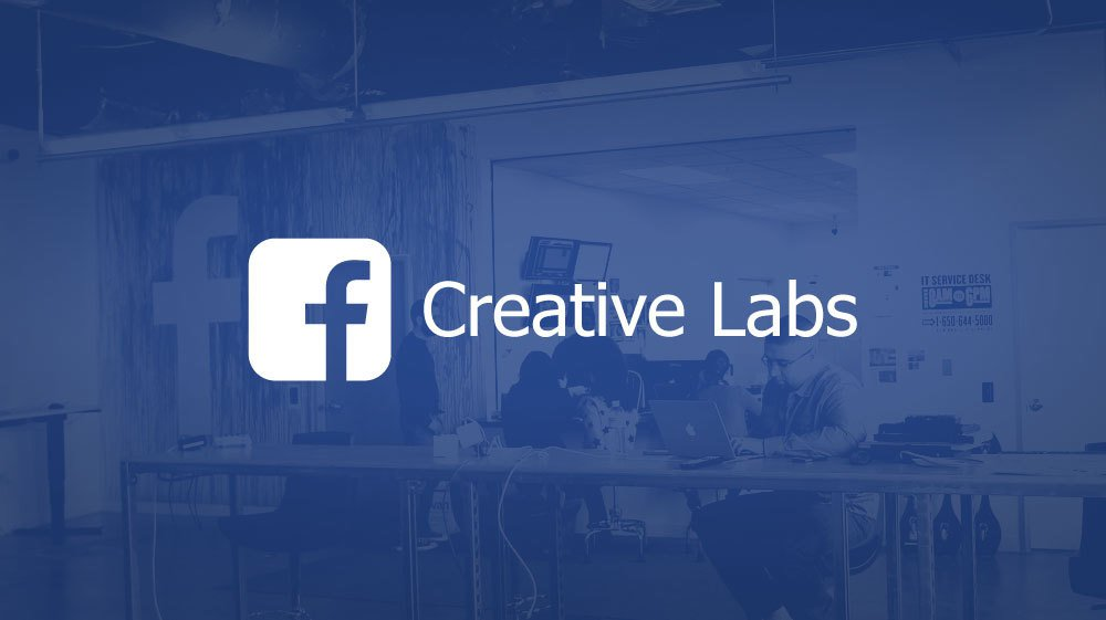 Facebook ferme son Creative Labs
