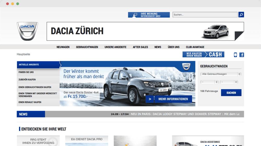Dacia Zürich