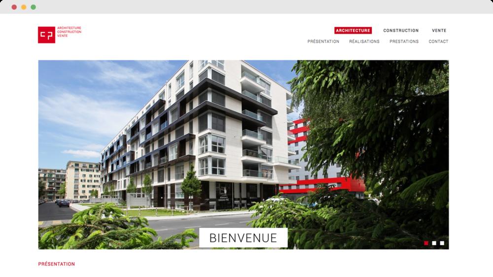 Cp3 l agence d 39 architecture et de construction en suisse for Agence architecture suisse