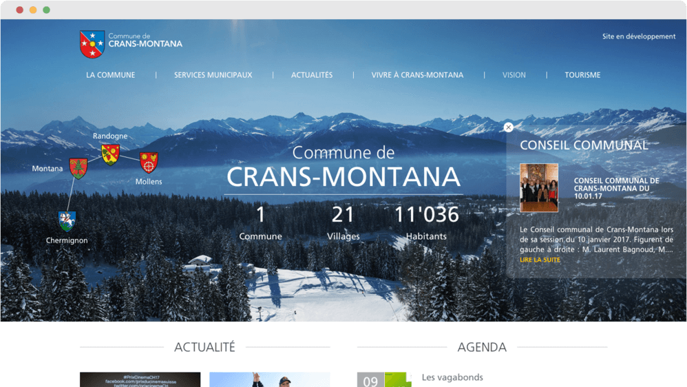 Commune de Crans-Montana